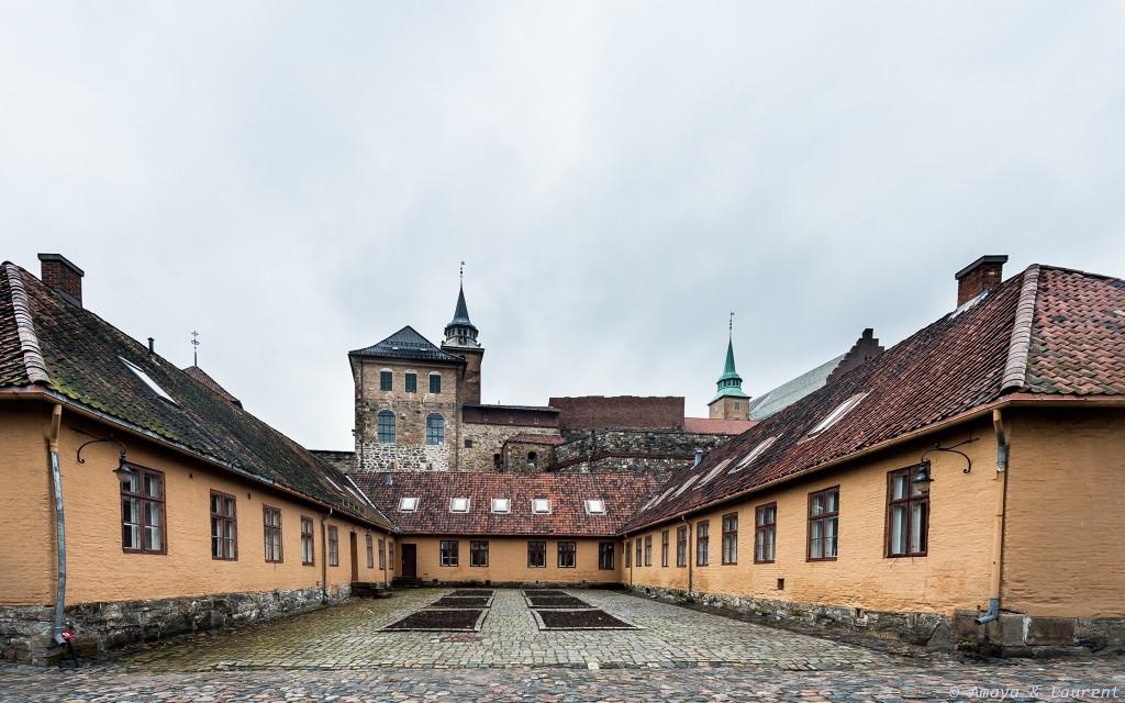 Forteresse Akershus