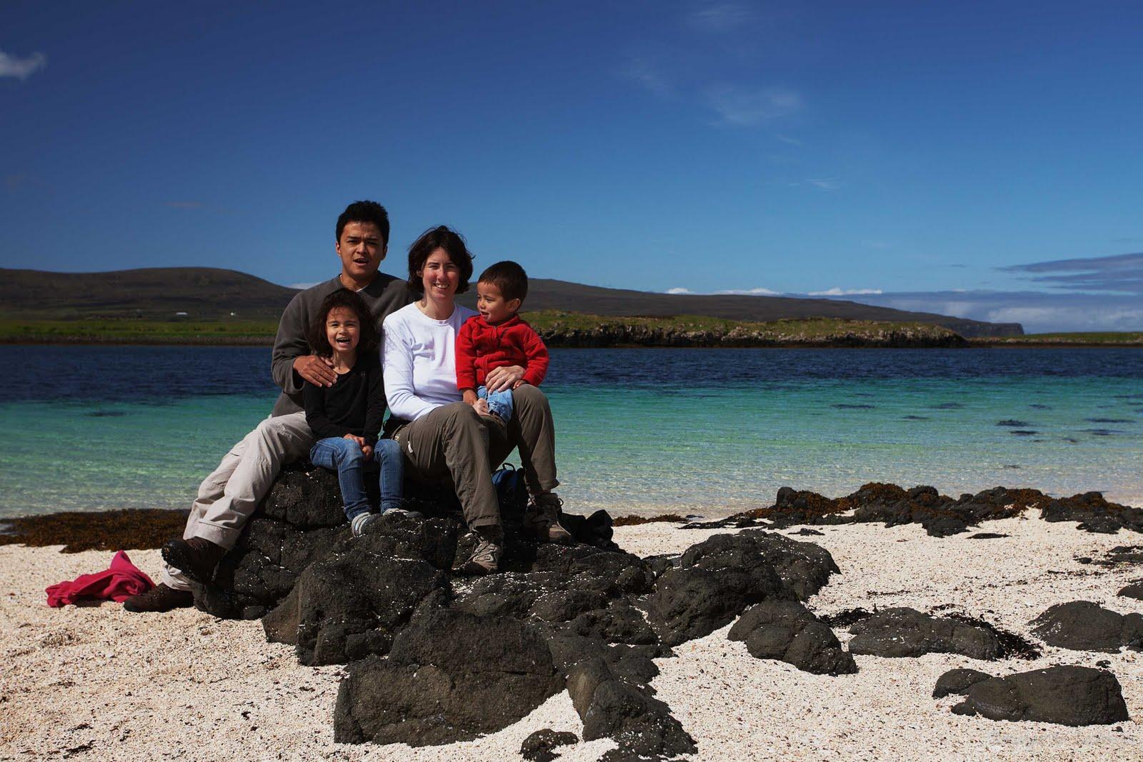 Coco beach en famille