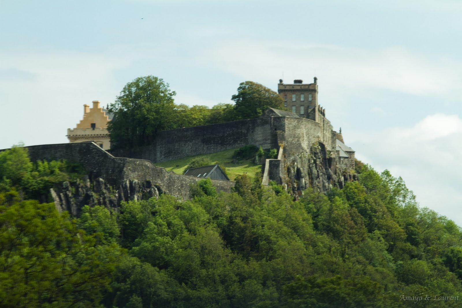 chateau de stirling