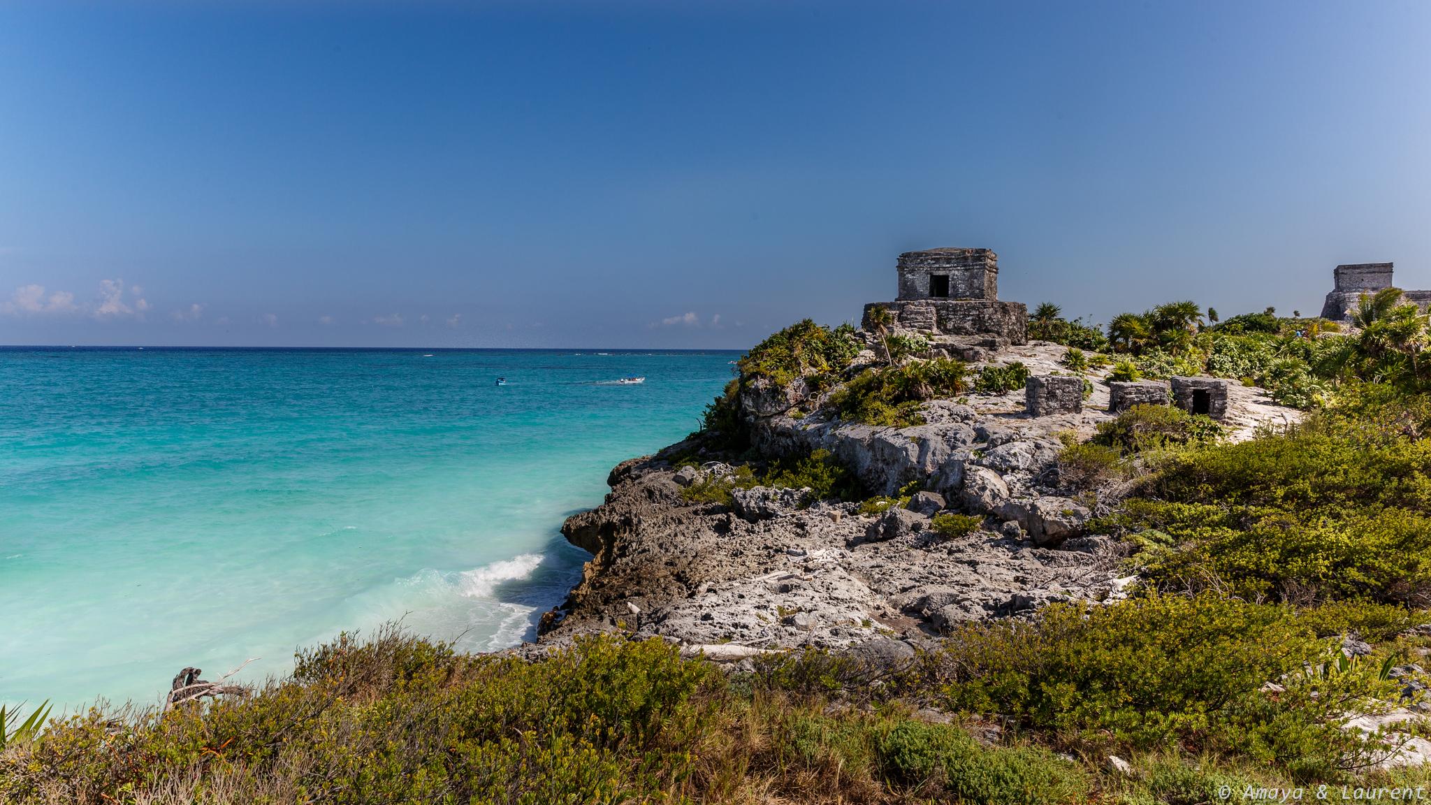 Mexique : Tulum, ses ruines, ses plages
