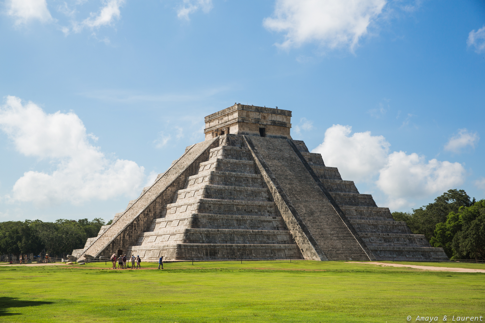 Mexique : Chichen Itza et Valladolid