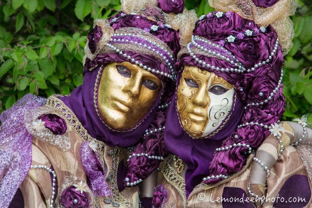 Costumes de Venise